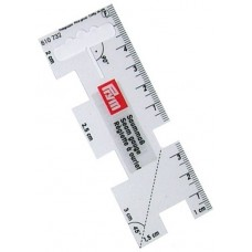 Линейка Prym для разметки припусков 610732