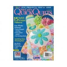 Журнал Quick Quilts июнь/июль 2014
