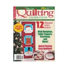 Журнал Quilting Celebrations зима 2013