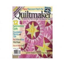 Журнал Quiltmaker июль/август'13 №152