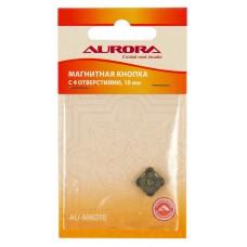 Магнитная кнопка Aurora 10 мм AU-MKO10