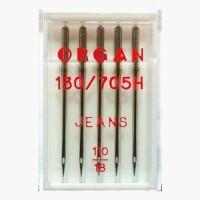 Иглы Organ джинс № 110 5 шт. 130/705.110.5.H-J