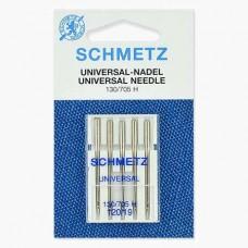Иглы Schmetz универсальные № 120 5 шт. 130/705H