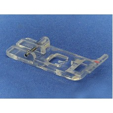 Лапка Merrylock прозрачная для плоских швов H10803B