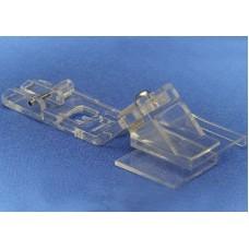 Лапка Merrylock прозрачная для пришивания тесьмы и кружева H10813B