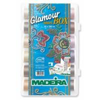 Набор ниток MADEIRA Glamour 12 18 x 200 м 8061