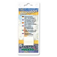 Нитки MADEIRA Monolon прозрачные 500 м 9663