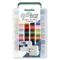 Набор ниток MADEIRA Quilt box 8062