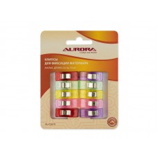Клипсы Aurora для фиксации малые AU-C2610