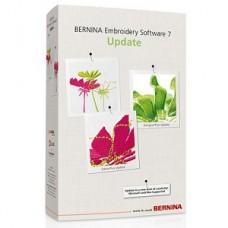 Обновление Bernina Designer Plus 5/6 до V7.0