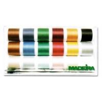 Набор ниток Cotona №80 MADEIRA (18 x 200 м)