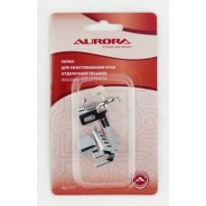 Лапка Aurora для окантовки края косой бейкой AU-117