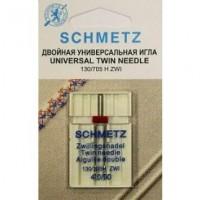 Игла Schmetz двойная универсальная № 90|4 1 шт.