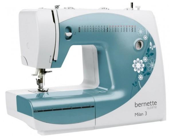 Bernina Bernette Milan 3