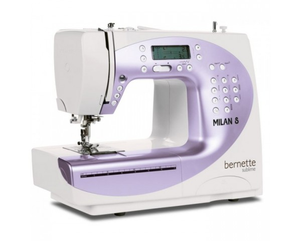 Bernina Bernette Milan 8