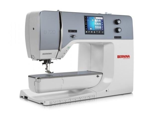 Bernina B720 с вышивальным модулем