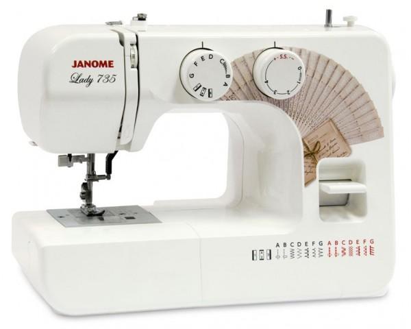 Janome Lady 735