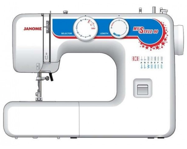 Janome My Style 90