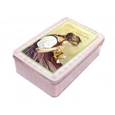 Коробка Gutermann розовая 716502